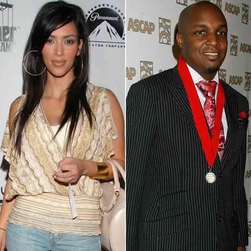 Kim Kardashian Hollywood datovania 2000