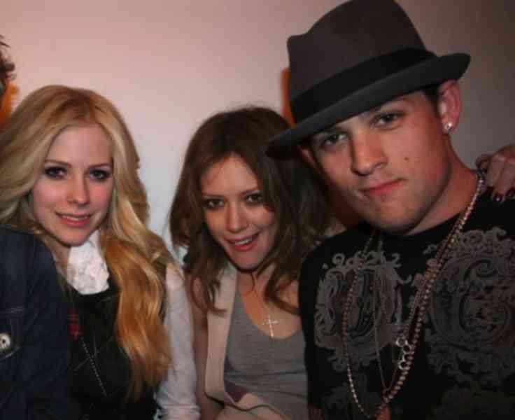 Avril Lavigne datovania