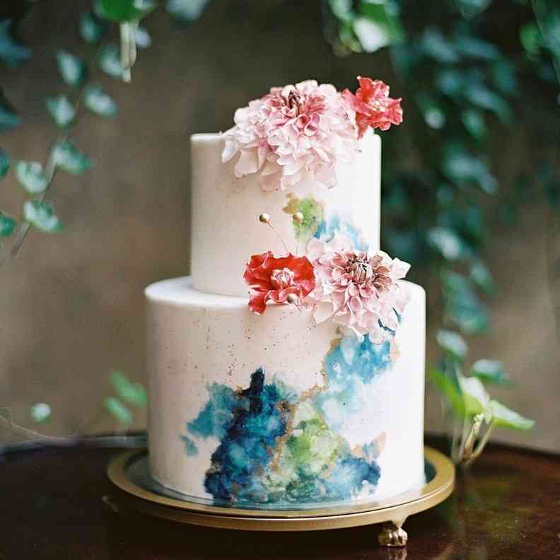 25 Kue Pengantin Yang Cantik Dan Unik Yang Dijamin Pemenang