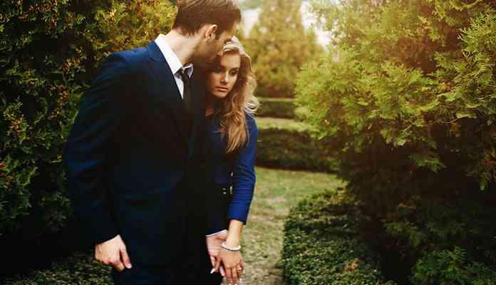 skiltene du er dating en kontrollerende mann