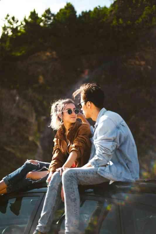 Langdistance dating første besøg