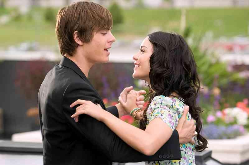 Troy i Gabriella spotykają się w prawdziwym życiu