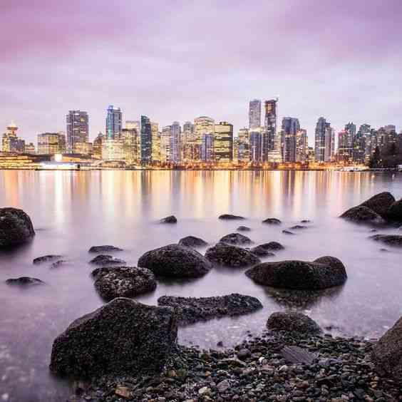 izlazak iz Vancouvera