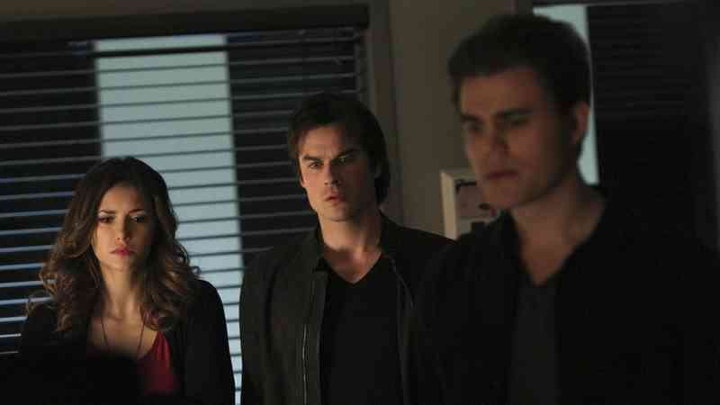 The Vampire Diaries personages dating in het echte leven