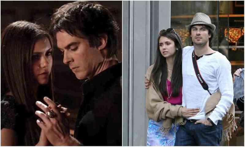 vampyrer dagbøker skuespillere dating dating mørke Australia