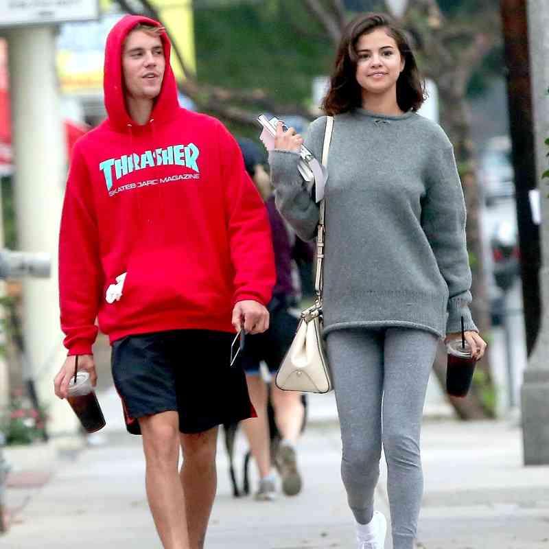 su Justin i Selena koji se još datiraju iz 2014. godine tajlandske agencije za upoznavanje Tajland