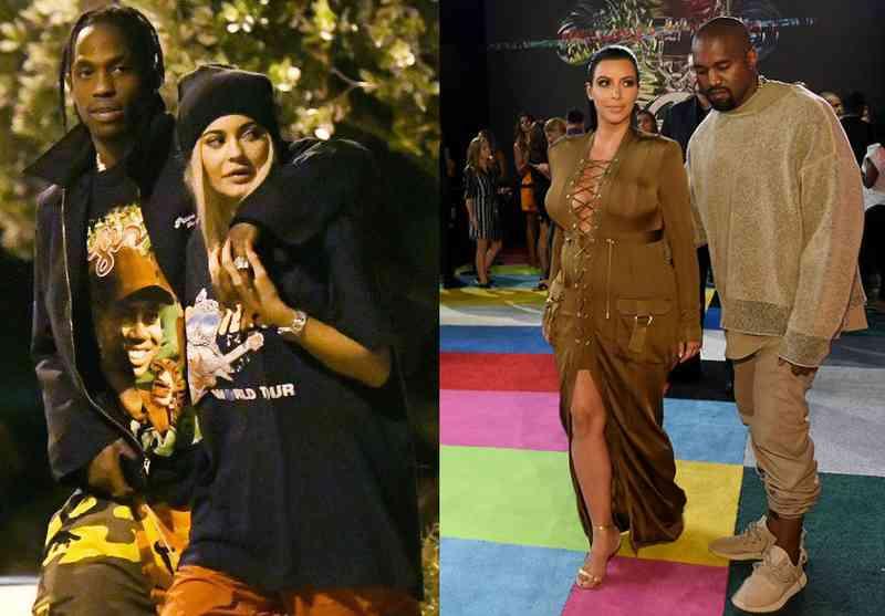 Razina druženja na kim kardashian hollywoodu