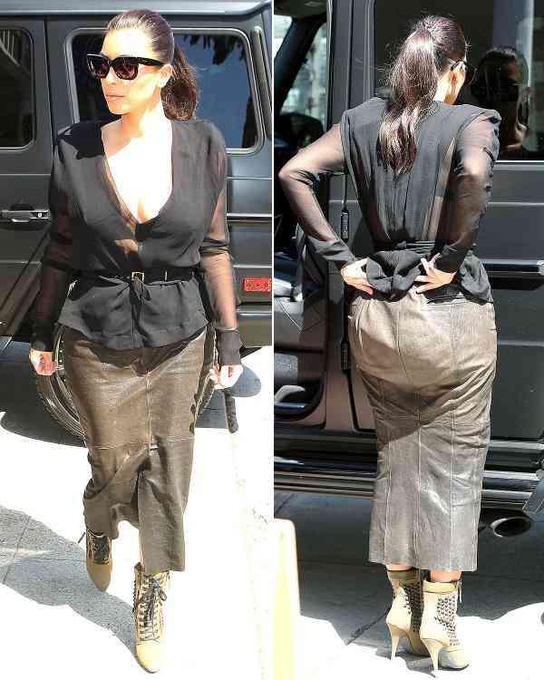 Kanye west kim kardashian začít chodit