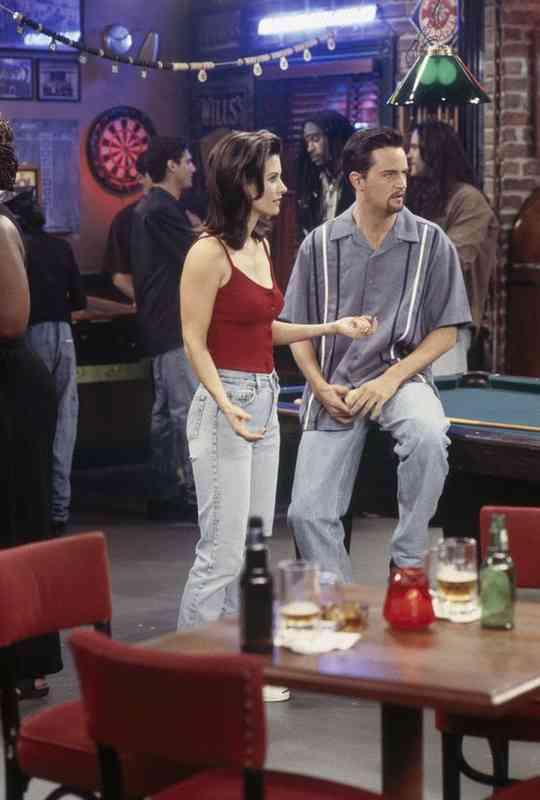 kiedy Monica i Chandler się łączą Speed Dating Coral Gables