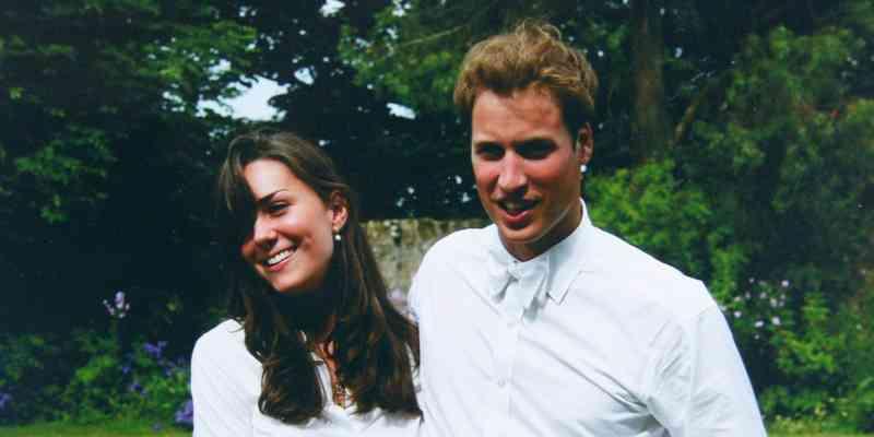Prins William og Kate dating bilder Dobbel skjerm hekte