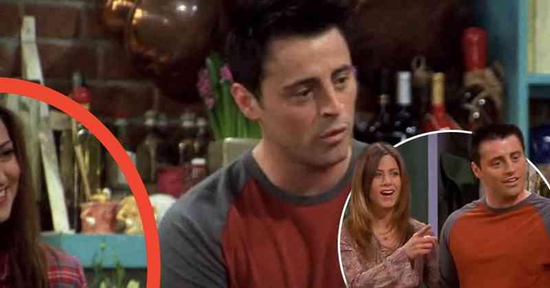 Joey i rachel započinju druženje
