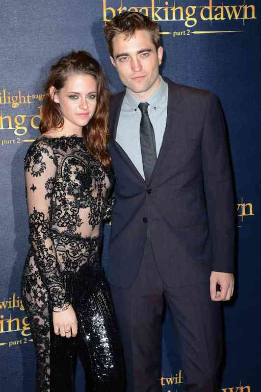 Sú Kristen a Robert Pattinson datovania
