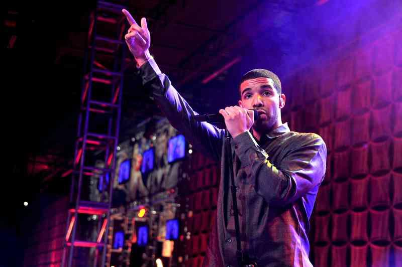 Drake Rihanna Zoznamka histórie