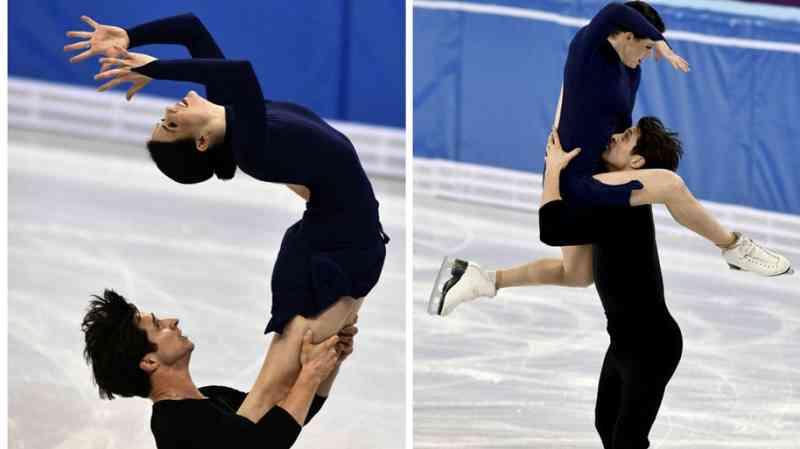 olimpijski klizači savjet iz hokejaša