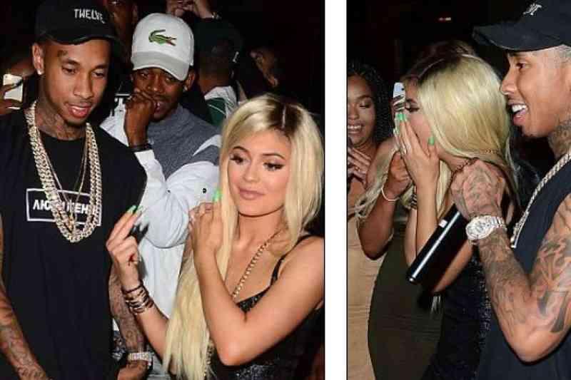 gjør Khloe Kardashian dating fransk Montana