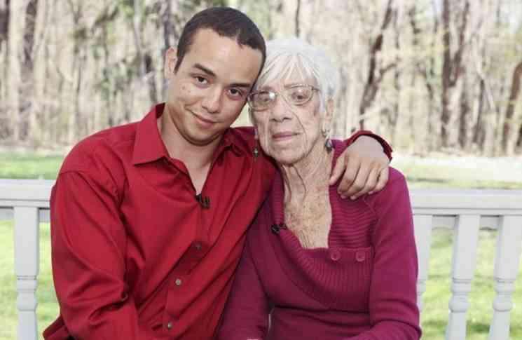 31-letni mężczyzna z 91-letnią kobietą