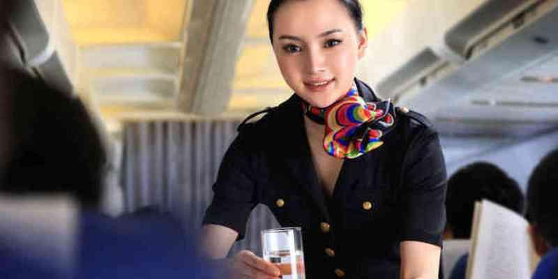 Stewardess geile Stewardess: Long