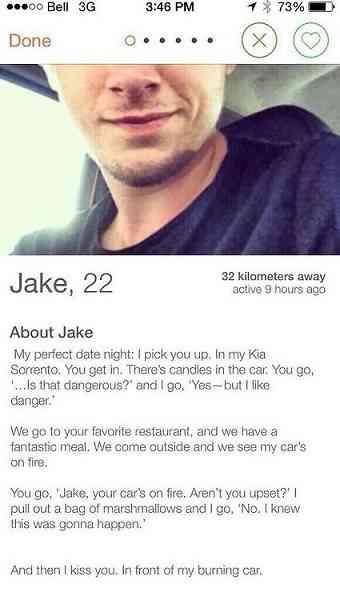 Online dating avvisning bokstaver
