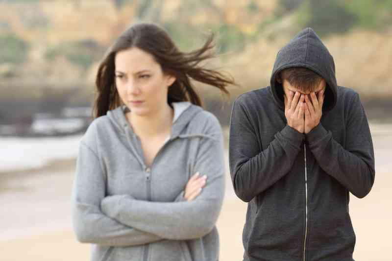 Hvornår gør bryllupsrejsefasen af dating enden