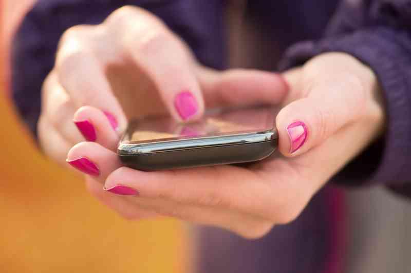 Věci na text dívce vaše datování