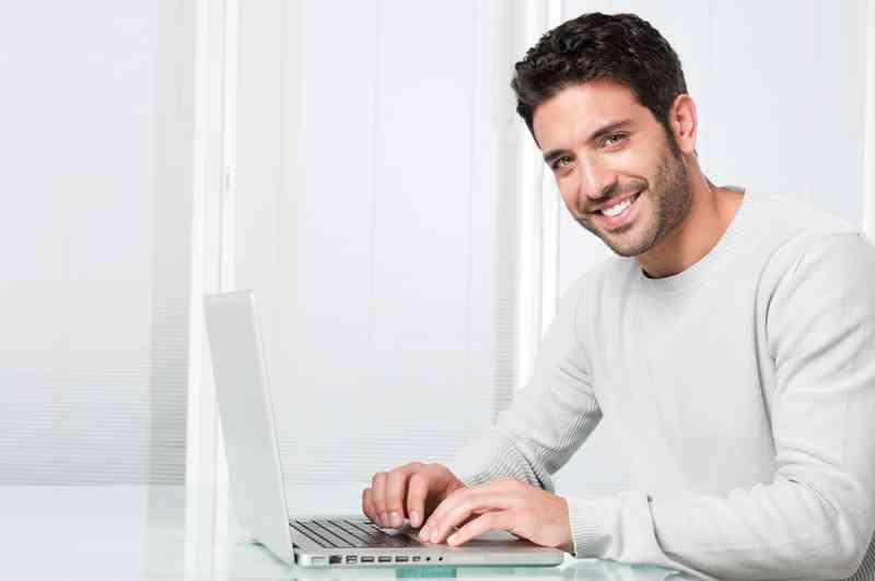 online dating valkoinen mies
