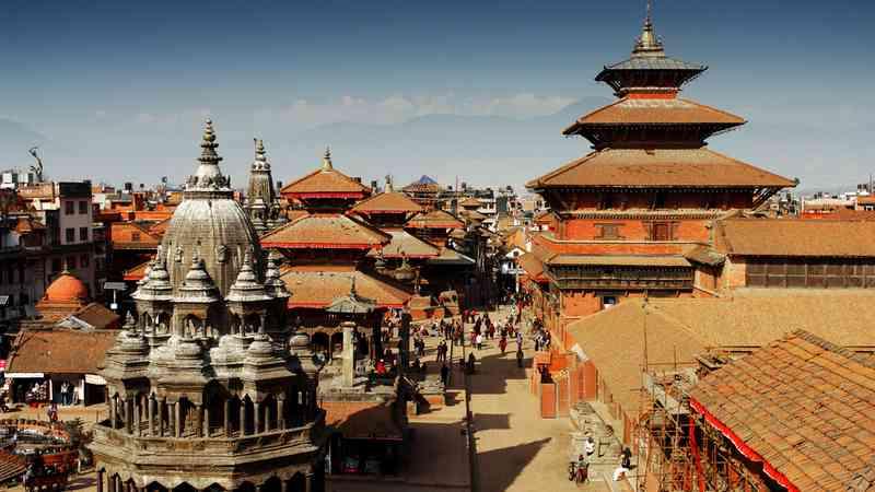 Ραντεβού σημείο γύρω από Κατμαντού