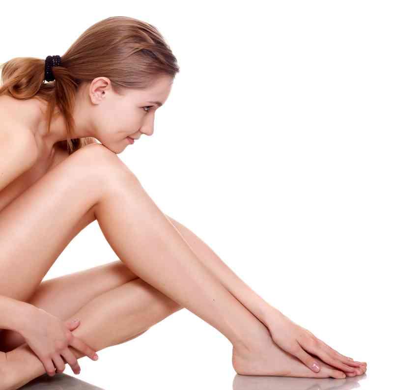 Horké dokonalé nahé dívky