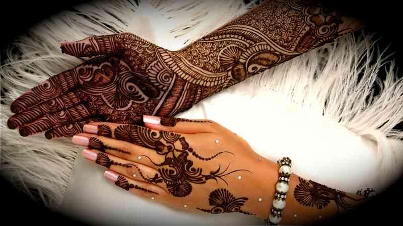 14 Henna Kelihatan Seperti Cinta Talk Girl Petua Dan