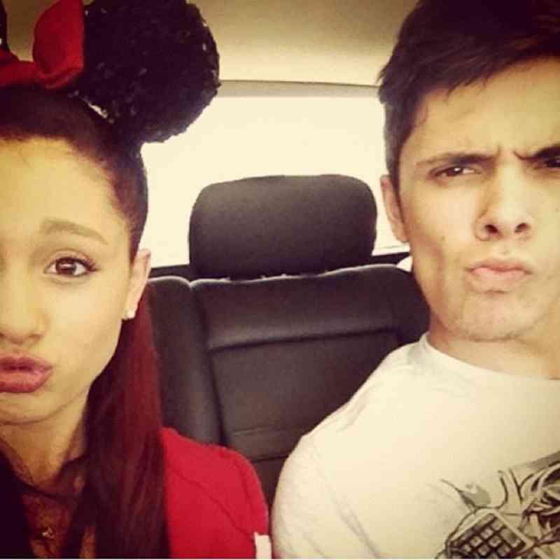 Ariana grande datira sada