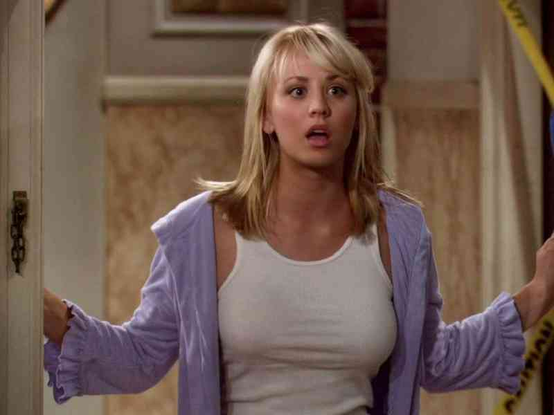 Sheldon dating Penny in het echte leven