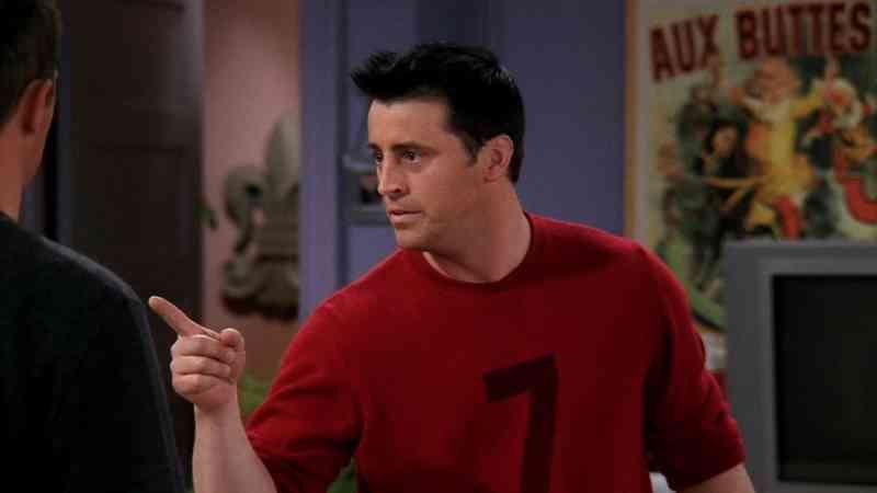 venner Joey og Rachel dating homofil dating Perth au