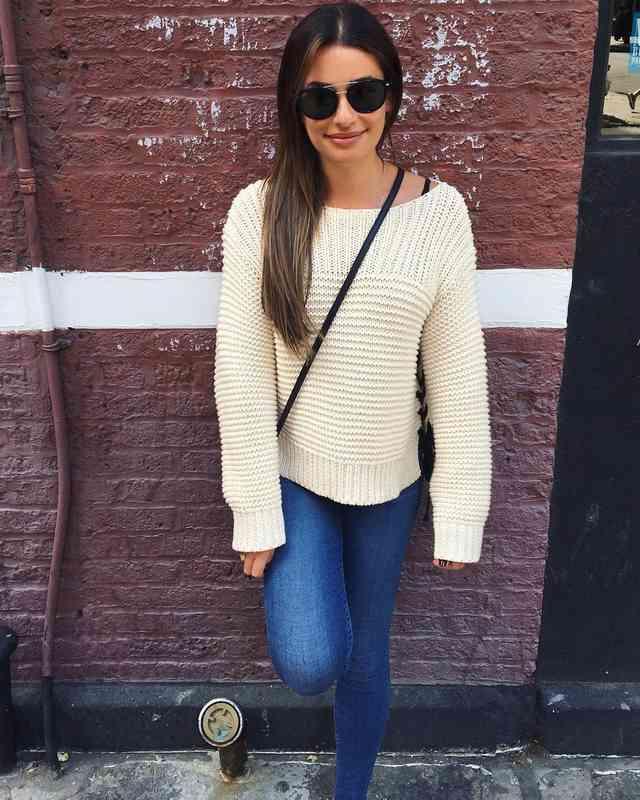 Lea Michele dating uusi kaveri