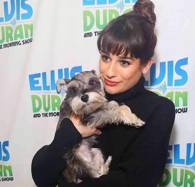 Lea Michele dateert nu