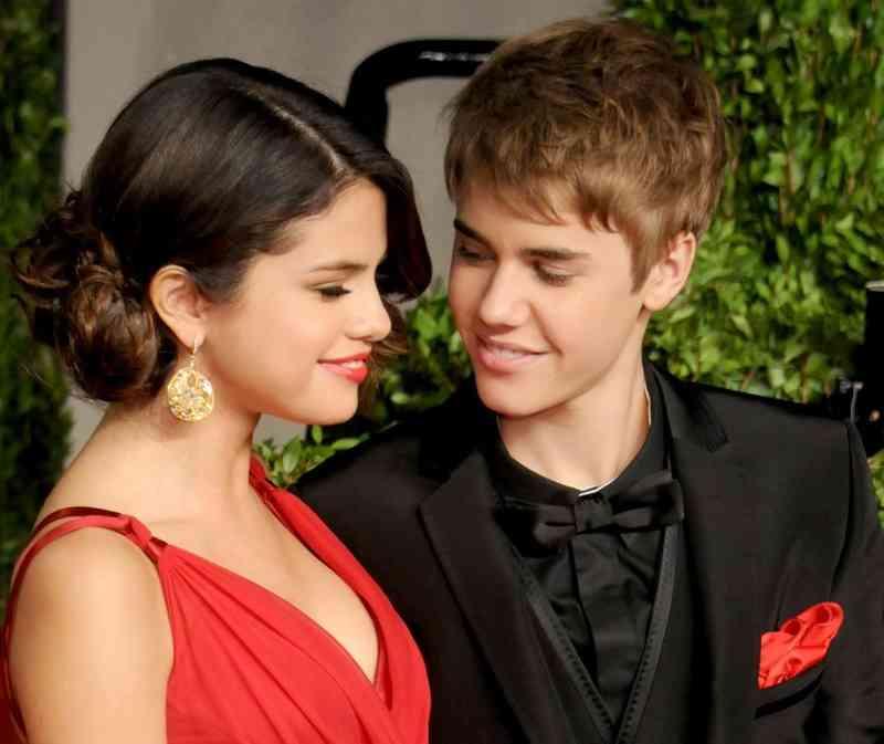 Justin Bieber datira iz selene 2014